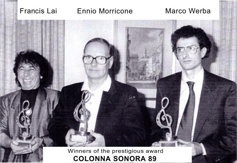 Colonna Sonora Award