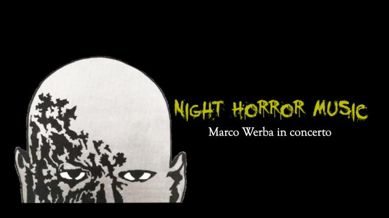 night horror music